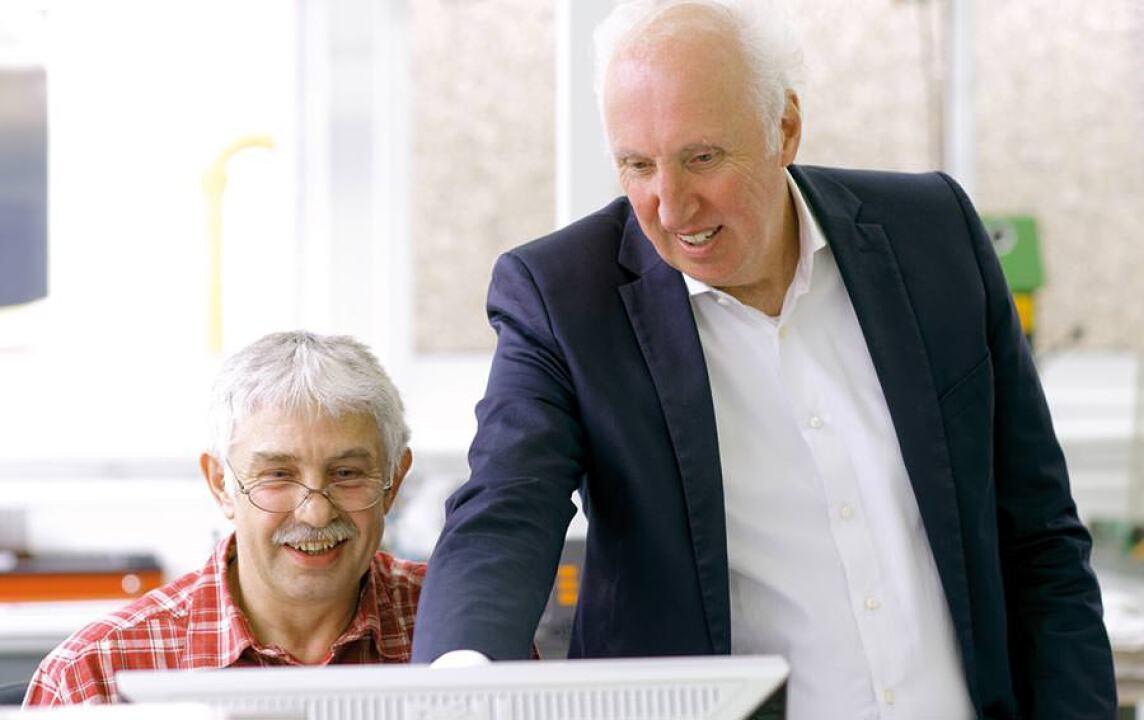 "Ralph Bertelt, Senior Vice President ""Building Automation"""