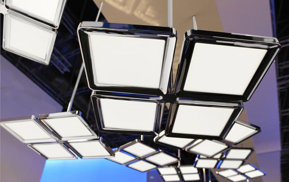 Philips Lumiblade OLED Leuchte