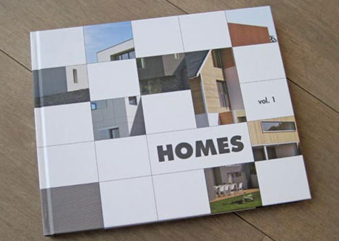 "Baufritz-Ideenbuch ""Homes vol. 1"""