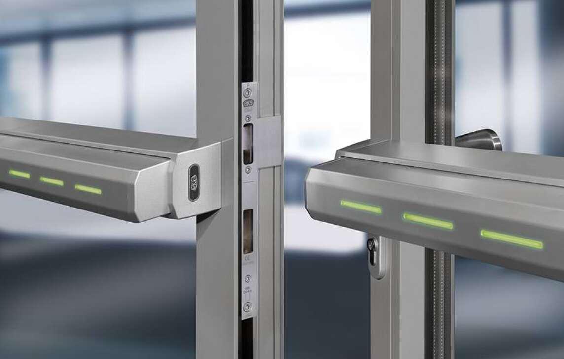 Elektrisch verriegelbare Touch Bar verhindert missbräuchliche ...