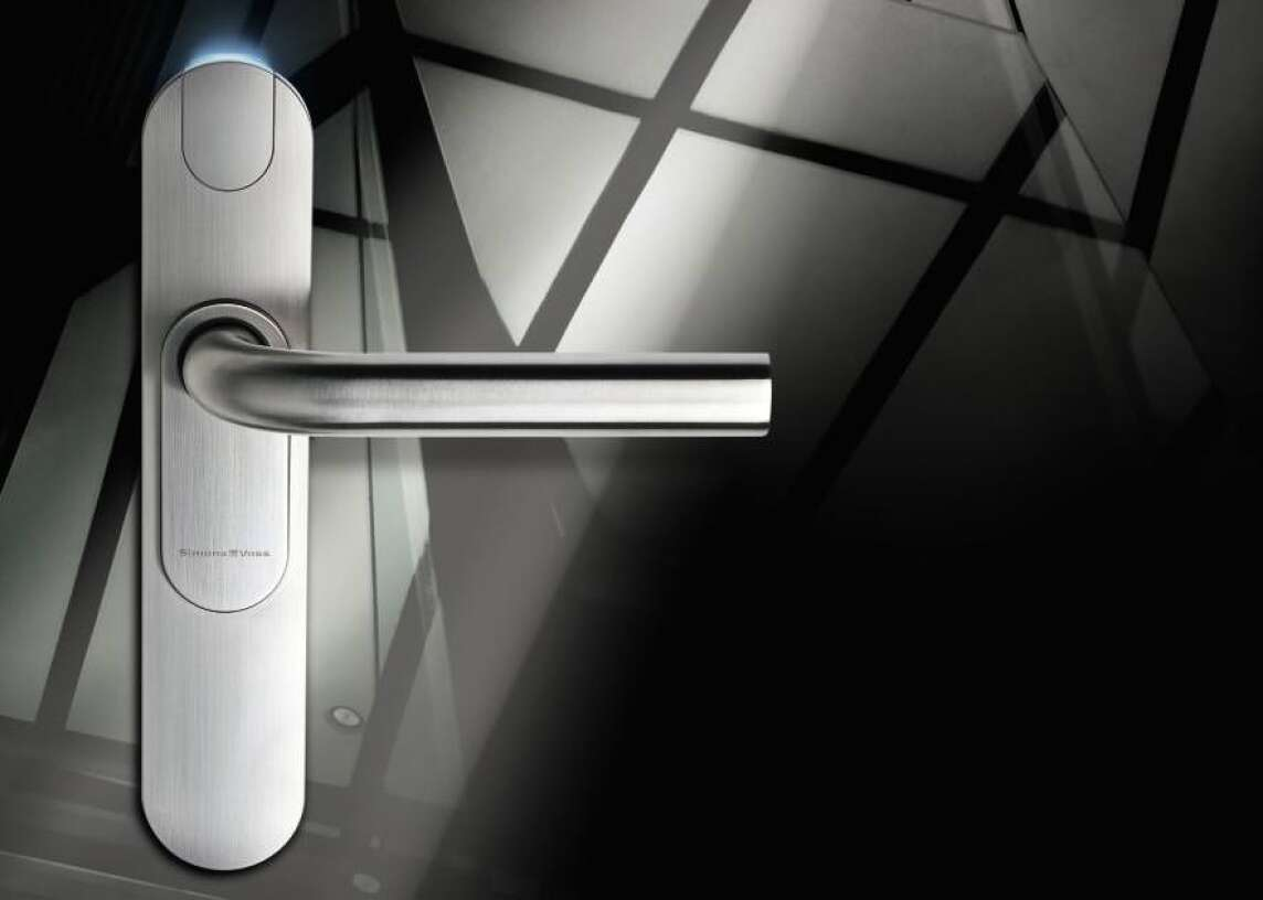 digitaler t rbeschlag smarthandle 3062 die neue. Black Bedroom Furniture Sets. Home Design Ideas