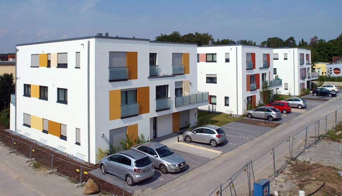 Farbkonzept Haus farbkonzept individualisiert und verbindet generationsübergreifendes