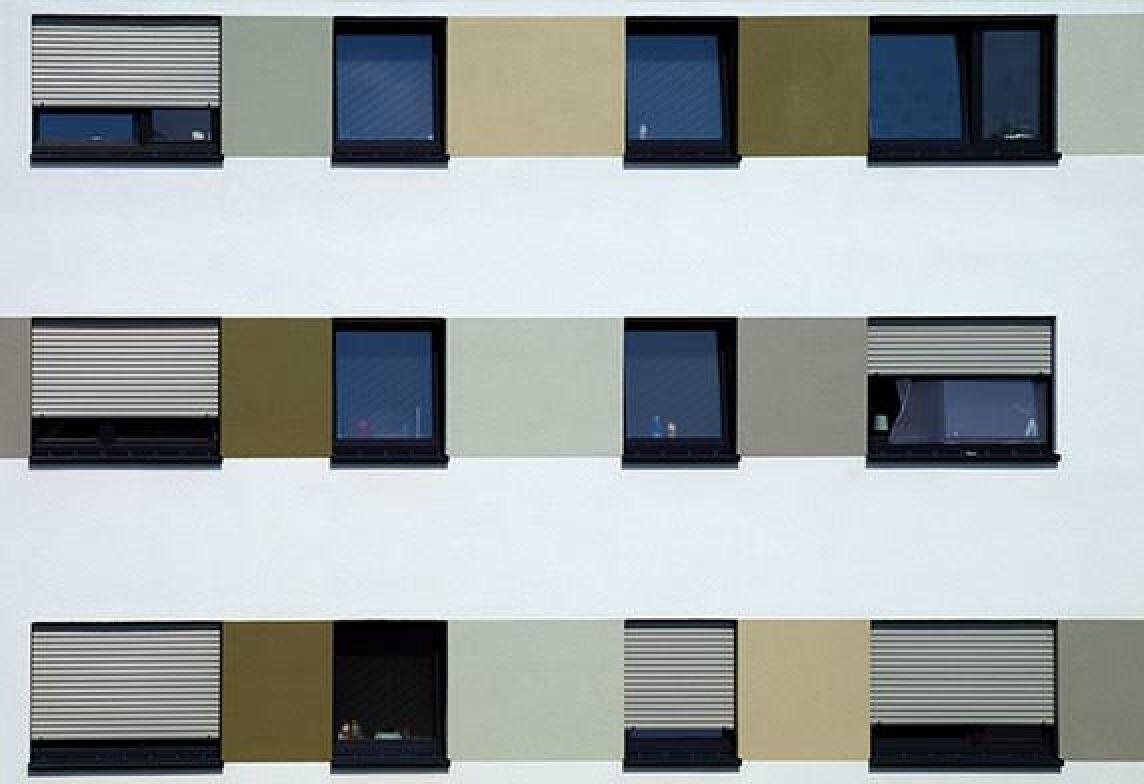 Farbkonzept individualisiert und verbindet for Farbkonzepte wohnen beispiele