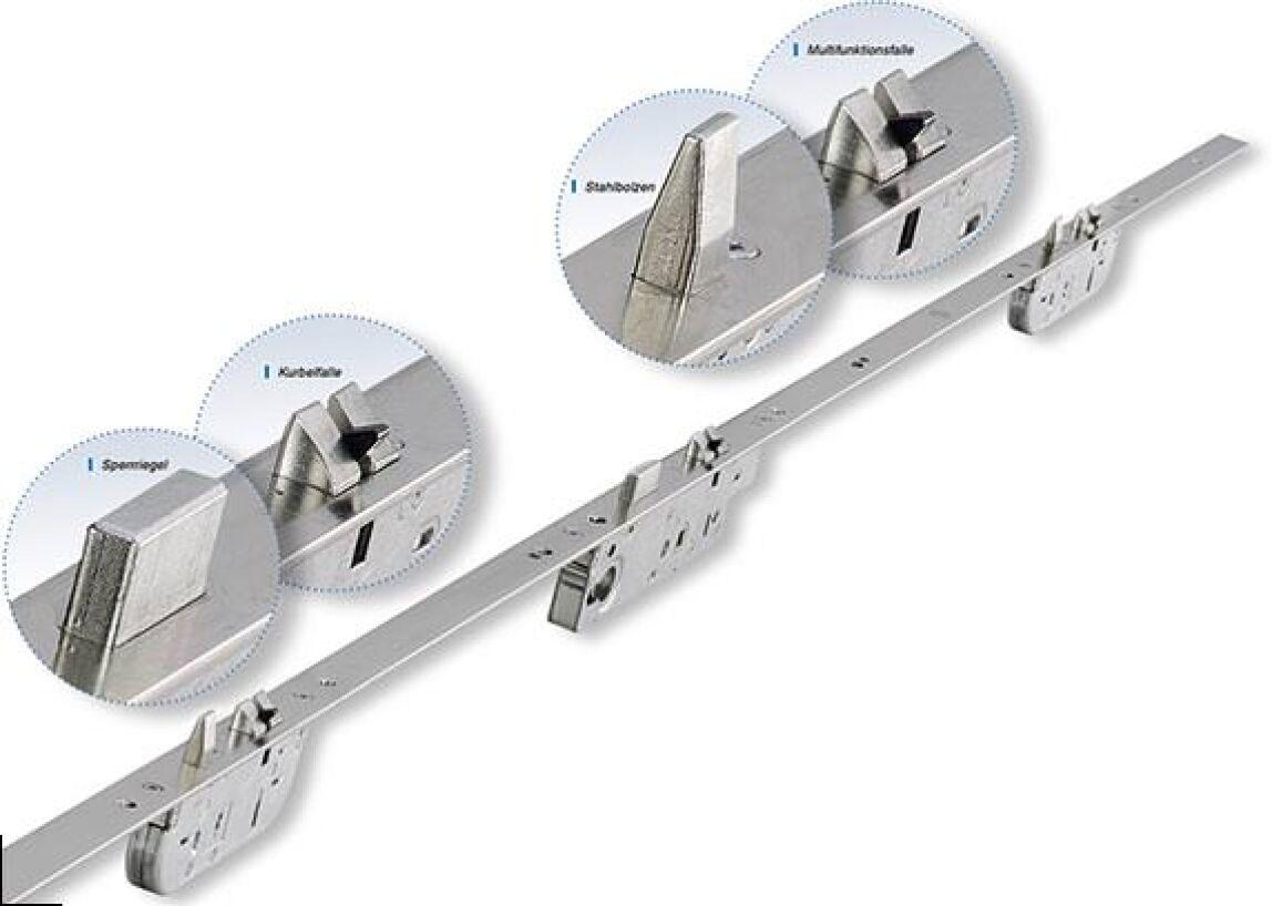 3 fallen t rschloss z tf von maco nach rc 2 und rc 2 n gepr ft. Black Bedroom Furniture Sets. Home Design Ideas