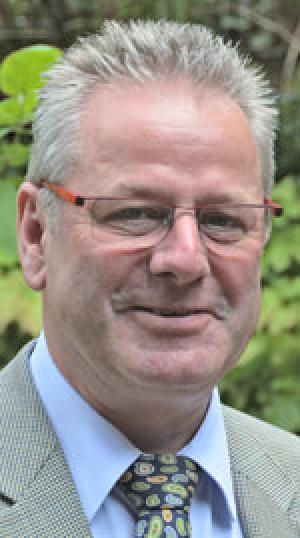 BGL-Präsident August Forster