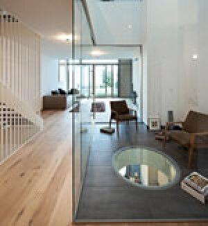 Lofthäuser Kolbermoor mit Patio von Behnisch Architekten