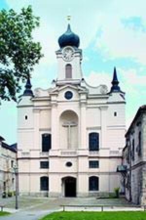 Bronze: Pfarrkirche St. Georg, Raitenhaslach