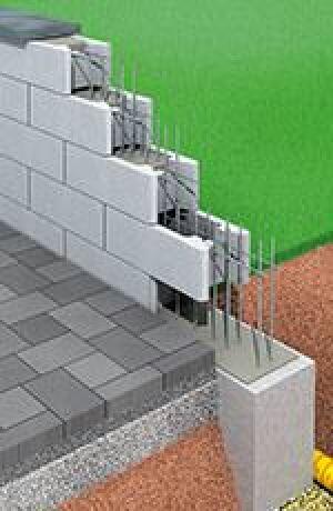 neue beton schalungssteine f r den garten und landschaftsbau von jasto. Black Bedroom Furniture Sets. Home Design Ideas
