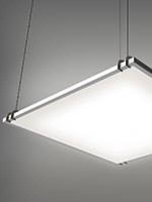 LED Pendelleuchte Grafa von Artemide und dem franz. Architekten Jean-Michel Wilmotte