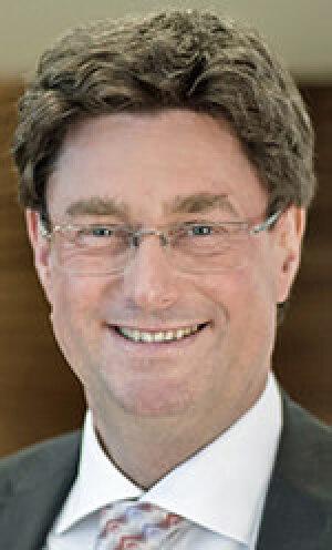 Rüdiger Kuhn, Vorstandsvorsitzender der Cemex Deutschland AG