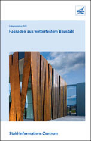 """""""Fassaden aus Wetterfestem Baustahl"""""""