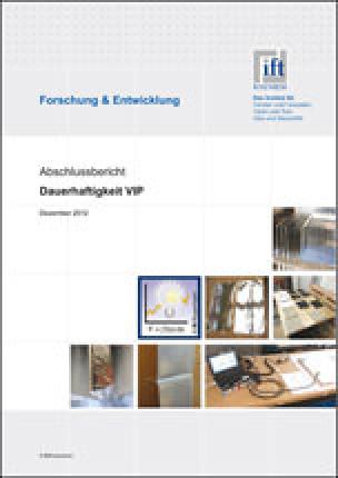 ift-Forschungsbericht - Dauerhaftigkeit VIP