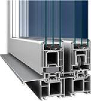 Hebeschiebetüren-System HST 76