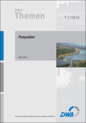 "DWA Themenband ""Flutpolder - T1/2014"""