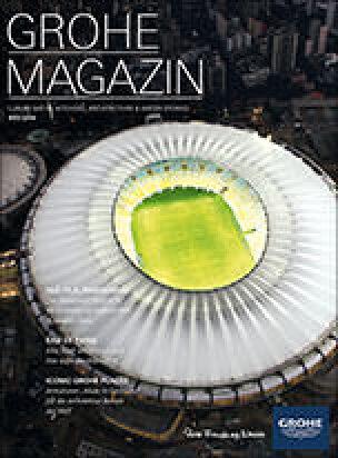 Grohe Lifestyle-Magazin für Endkunden