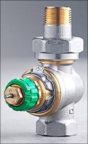 Dynamic Valve von Danfoss: Thermostatventil mit integriertem Differenzdruckregler