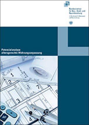"""Studie """"Potenzialanalyse altersgerechte Wohnungsanpassung"""""""