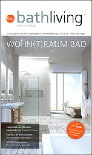 Badmagazin TAKE bathliving²