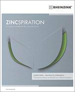 Zincspiration von Rheinzink