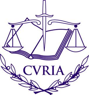 Europäischer Gerichtshof-Logo