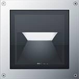 eckige Erco Tesis LED Bodeneinbauleuchte