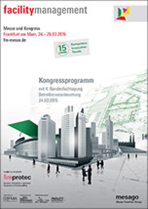 Kongressprogramm der Facility Management 2015