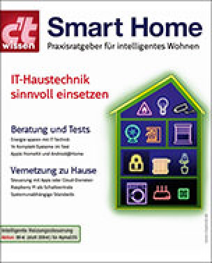 "c't wissen-Sonderheft ""Smart Home"""