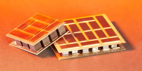 thermoelektrische Module