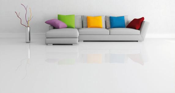 farbige Oberflächensysteme der Marke Coelan