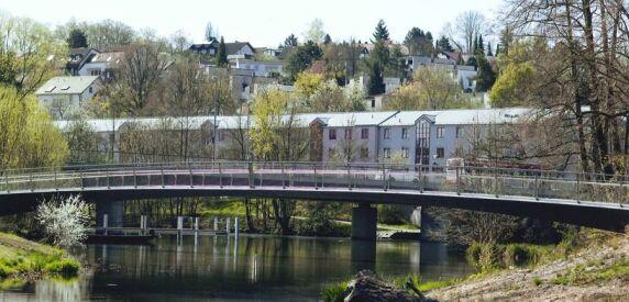 Erba-Steg, Bamberg