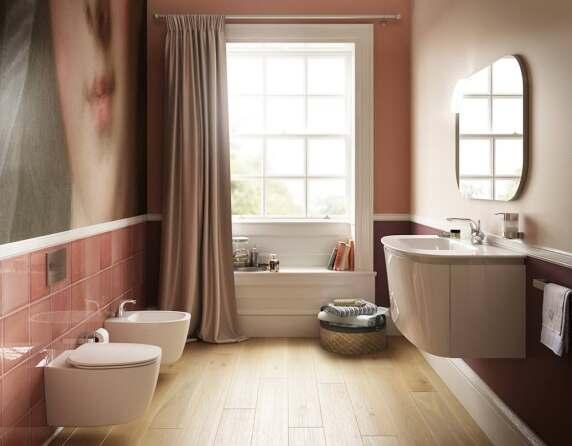Badezimmern Dea Luxus Badserie Ideal Standard Als Kontrast Zu