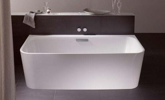 Badewanne halb freistehend  Freistehende Badewanne Grundriss | gispatcher.com