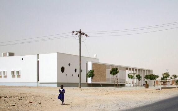 "Studio Tamassociati Architects (Venedig) mit ""Port Sudan Paediatric Centre"" © Courtesy of Massimo Grimaldi and Emergency ngo"
