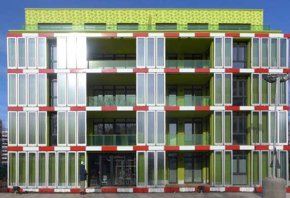 """Arup Deutschland GmbH mit """"SolarLeaf"""" © Colt, SSC, Arup"""
