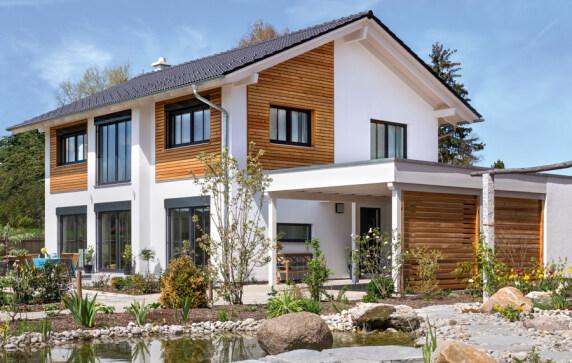"""Haus """"Glonn"""" von Regnauer Hausbau - Sieger in der Kategorie """"Familienhäuser"""""""