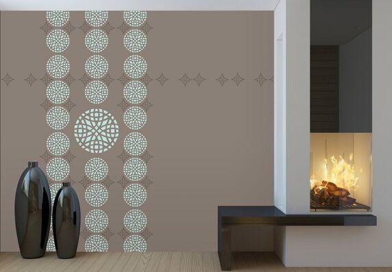 wallution echte tapeten zum selbst gestalten erstmals gezeigt auf der photokina. Black Bedroom Furniture Sets. Home Design Ideas