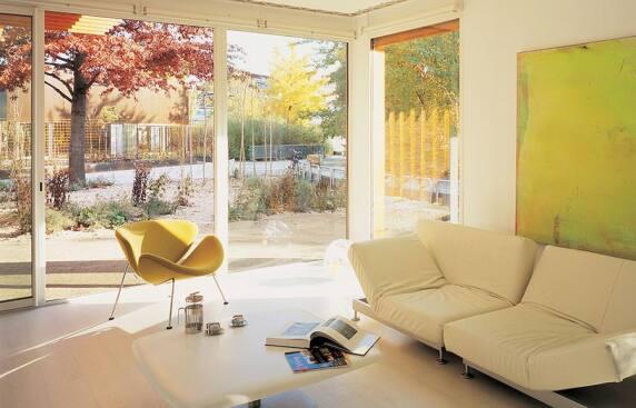 neues w rmed mmglas programm von agc interpane. Black Bedroom Furniture Sets. Home Design Ideas