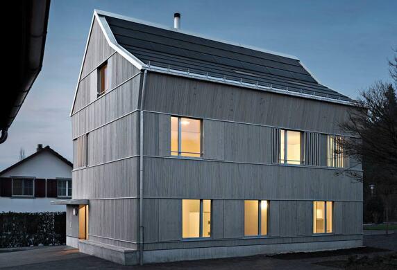 Haus in Glattfelden, Mirlo Urbano Architekten