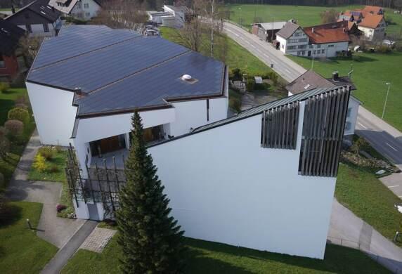 Kirche Heiden, Alex Buob AG