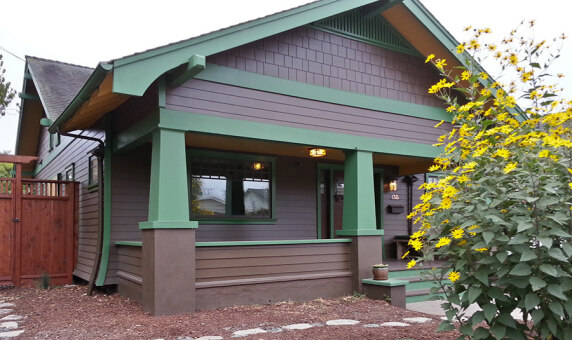 Passive House in Santa Cruz, California