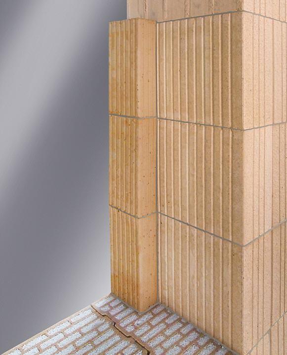 neuer mit perlit verf llter poroton t7 p mit details f r w rmebr ckenoptimierte w nde. Black Bedroom Furniture Sets. Home Design Ideas