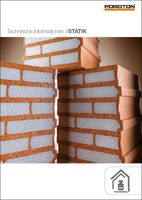 statikhandbuch zur sicheren tragwerksplanung mit poroton ziegeln. Black Bedroom Furniture Sets. Home Design Ideas
