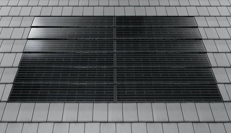indach photovoltaik von braas nun auch f r dachziegel. Black Bedroom Furniture Sets. Home Design Ideas