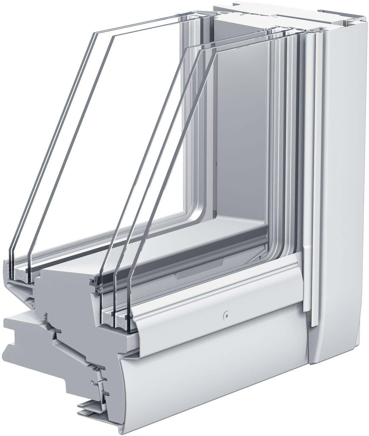 5 fach verglast erstes als zertifizierte passivhaus komponente eingestuftes dachfenster. Black Bedroom Furniture Sets. Home Design Ideas