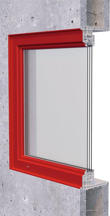 Extrem Kellerfenster 3.0: Neue ACO Therm Leibungsfenster erreichen NP41