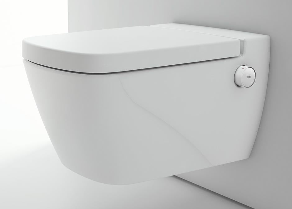 ohne pipapo wc mit integrierter bidet funktion als alternative zu blichen dusch wcs. Black Bedroom Furniture Sets. Home Design Ideas