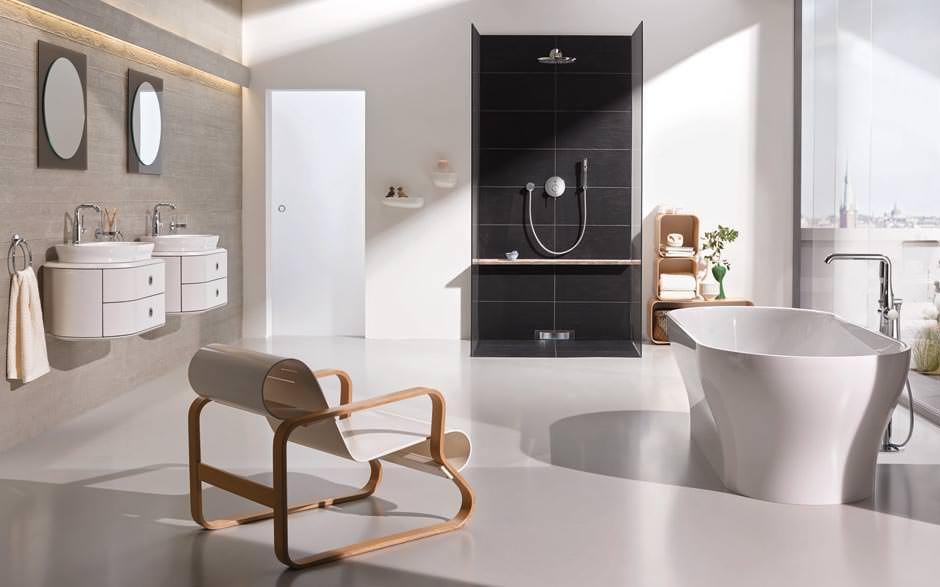 die n chste generation der grohe essence mit zylindrischen. Black Bedroom Furniture Sets. Home Design Ideas