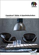 Capadecor Glätte- & Spachteltechniken