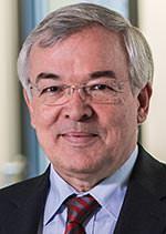 Prof. Thomas Bauer, Präsident des Hauptverbandes der Deutschen Bauindustrie (HDB)