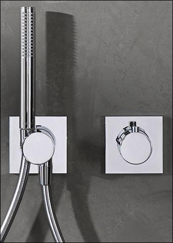ixmo minimalistisches armaturendesign f r dusche und wanne la keuco bauwesen nachrichten. Black Bedroom Furniture Sets. Home Design Ideas